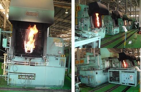 Ứng dụng của Bộ Heater do Công ty sản xuất